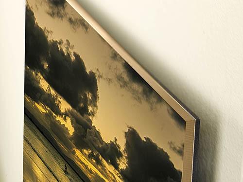 Frameless Acrylic